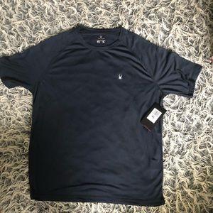 New spyder Shirt size XL